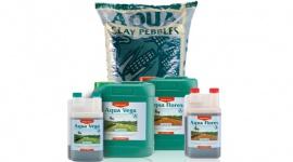 AQUA: substraat, voedingsstoffen en additieven
