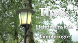 Afl. 8 Lichtintensiteit vs lamphoogte - Tips & Tricks door Kees