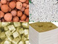 De Soorten Substraten voor Hydro Kweken