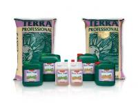 Nutriënten en substraten van CANNA TERRA